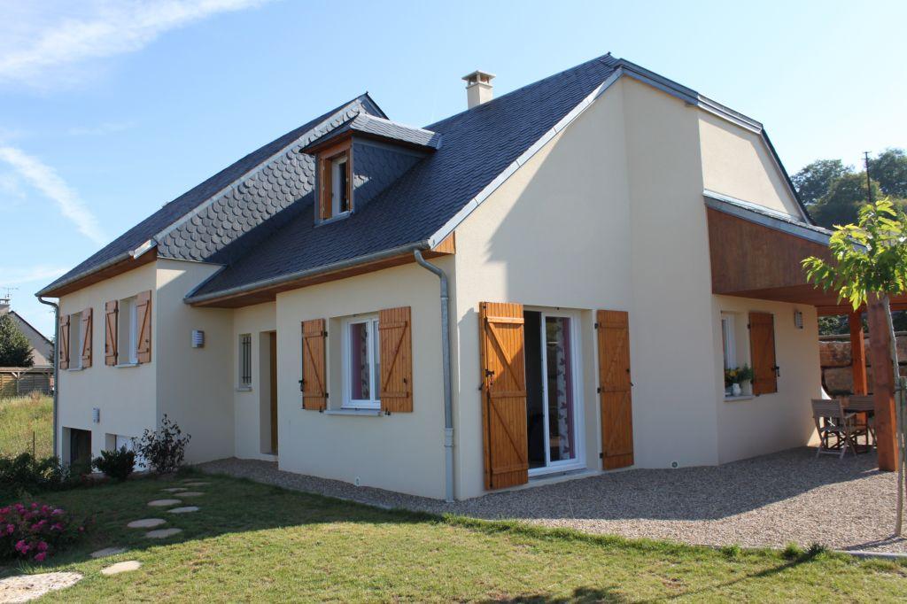 Constructeur de maison en aveyron for Constructeur maison individuelle aveyron