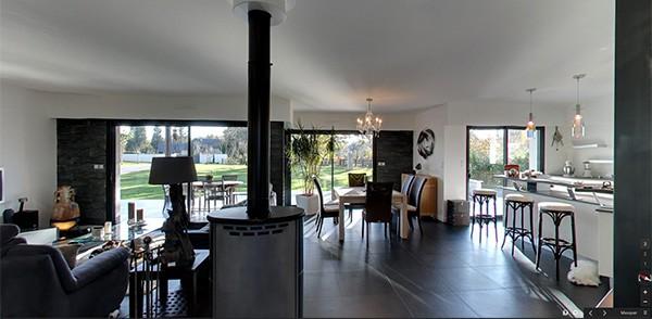 Votre constructeur de maison en aveyron rodez for Visite virtuelle maison moderne