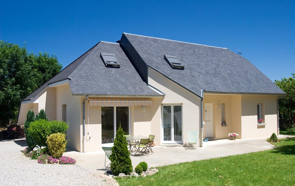 Maison 07 carriere constructions for Maison moderne rodez