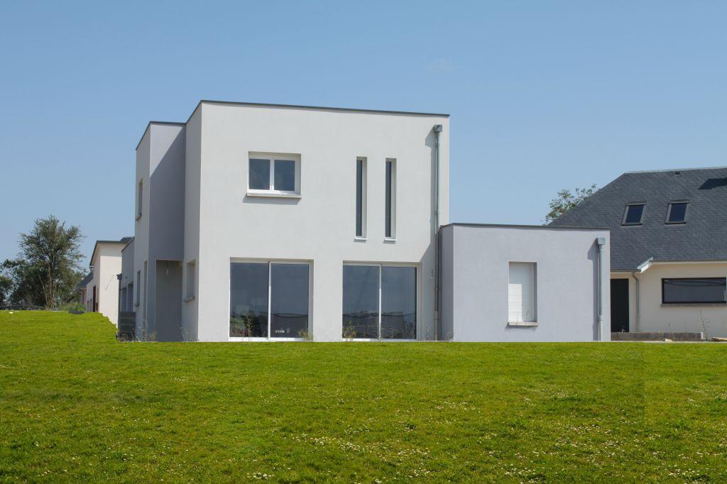 Maison 13 carriere constructions for Maison moderne rodez