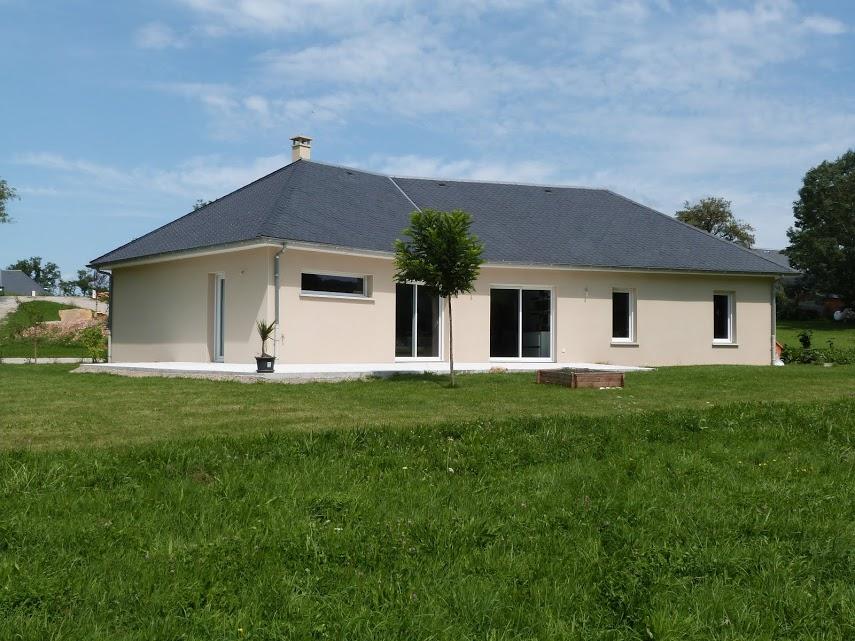 Maison 14 carriere constructions for Maison moderne rodez